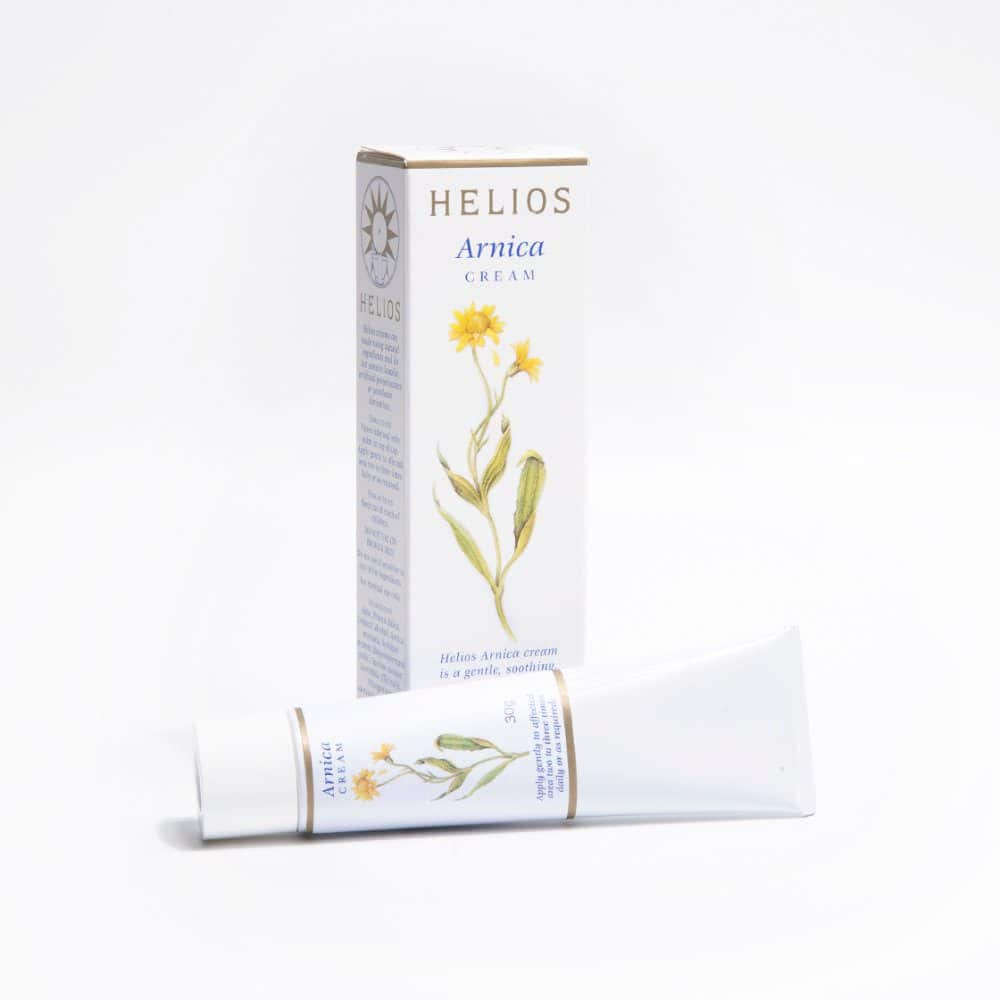 Helios Arnica Cream: for soreness, bumps, bruises, more
