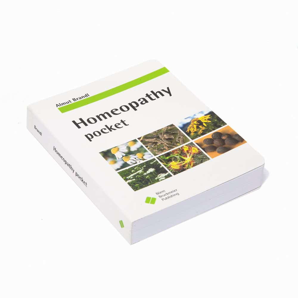 Homeopathy Pocket Book by Almut Brandl 2